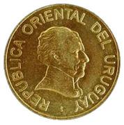 5 pesos uruguayos -  avers