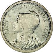 5 centavos (Essai) – revers