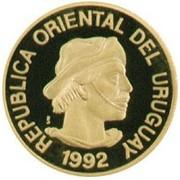 ½ Gaucho (Gold Bullion Coinage) – avers