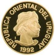 1 Gaucho (Gold Bullion Coinage) – avers