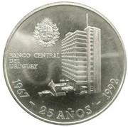 25000 nuevo pesos Banque centrale – revers
