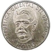 50 pesos (José Enrique Rodó) – avers