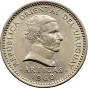 50 centesimos (Artigas) -  avers
