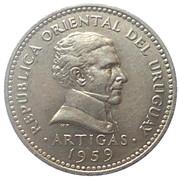 10 centesimos (Artigas) – avers