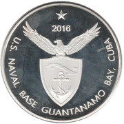 1 Dollar (Guantanamo) – avers