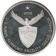 1 Dollar (Diego Garcia) – avers