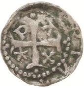 """½ Penning """"Obool"""" - Wilbrand of Oldenburg (Deventer) – revers"""