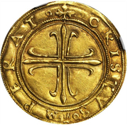2 Scudo d'oro del sole - Johann Jakob Trivulzio (Misox) – revers