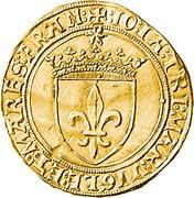 Scudo d-Oro del Sole - Johann Jakob Trivulzio – avers