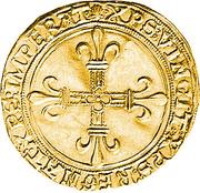 Scudo d-Oro del Sole - Johann Jakob Trivulzio – revers