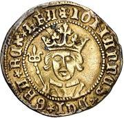Ducado Jean II – avers