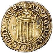 Ducado Jean II – revers