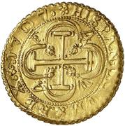 4 escudos Philippe V Valence – revers