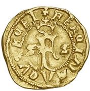 ½ ducado Ferdinand et Isabelle – avers