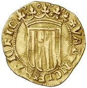 ½ ducado Ferdinand et Isabelle – revers