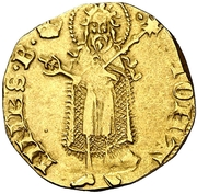 Florin Ferdinand I – avers