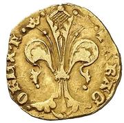 ½ florin Ferdinand I – revers