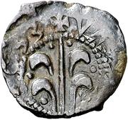 Dinero Philippe IV – revers