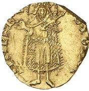 ½ florin Alphonse V – avers