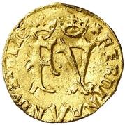 ½ ducado Ferdinand II FY – avers
