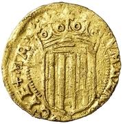 ½ ducado Ferdinand II FY – revers