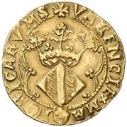 Ducado Ferdinand II – revers