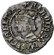 Dinero Ferdinand II – avers