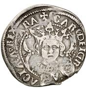 1 real Charles I – avers