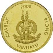 20 vatu (SMS Europa) – avers