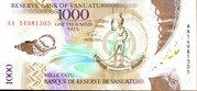 1000 VATU – avers