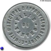 10 centimes - Comité Municipal d'Approvisionnement - Vanves [92] – avers