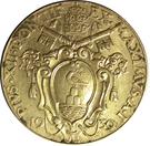 50 centesimi Pie XII – avers