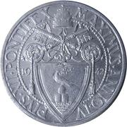 20 centesimi Pie XII – avers