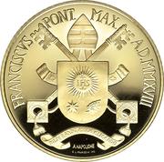 200 Euro - Franciscus (Temperance) -  avers