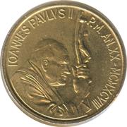 20 lires Jean Paul II -  avers