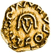 Tremissis - Agiulfus (Aventicum, Merovingian mint) – avers