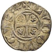 Vienneoise - Ludwig II (Barony of Vaud) – avers