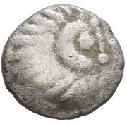"Obol (""Velem"" Type, Imitation of Philip II of Macedon Obol) – avers"