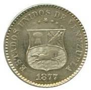 1 centavo – avers