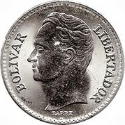 25 centimos (nickel) -  revers