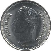 25 centimos (acier plaqué nickel) – revers