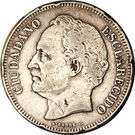 10 reales – avers