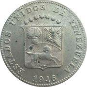 12½ centimos -  avers
