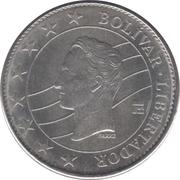 50 Bolívares – avers