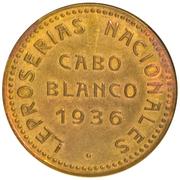 10 bolívar (léproserie de Cabo Blanco) – avers