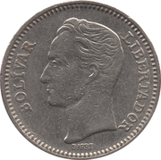 50 centimos (nickel) – revers