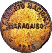20 Bolívares (Maracaibo Leper Colony) – avers