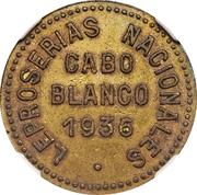 1 Bolívar (Cabo Blanco Leper Colony) – avers