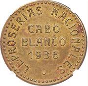 20 bolívar (léproserie de Cabo Blanco) – avers