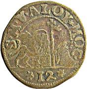 1 soldo - Alvise Mocenigo IV – avers